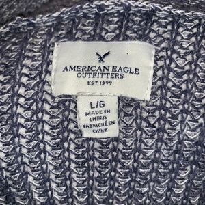 American Eagle Outfitters Sweaters - American Eagle Outfitters Blue Cardigan Sweater